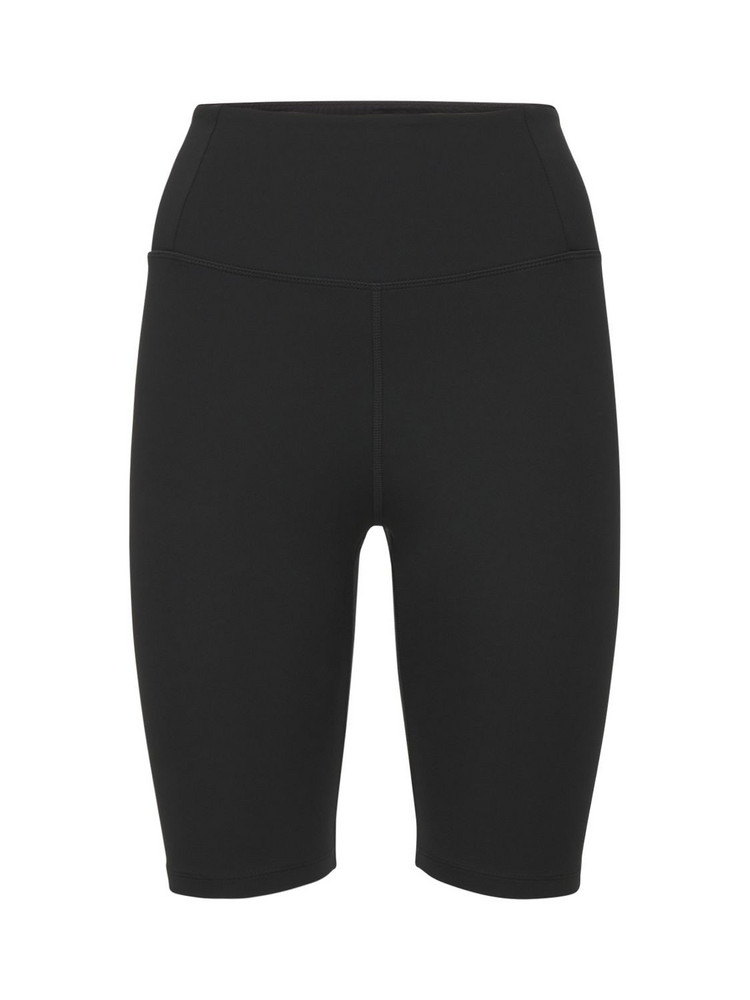 GIRLFRIEND COLLECTIVE Float Seamless High Waist Bike Shorts in black