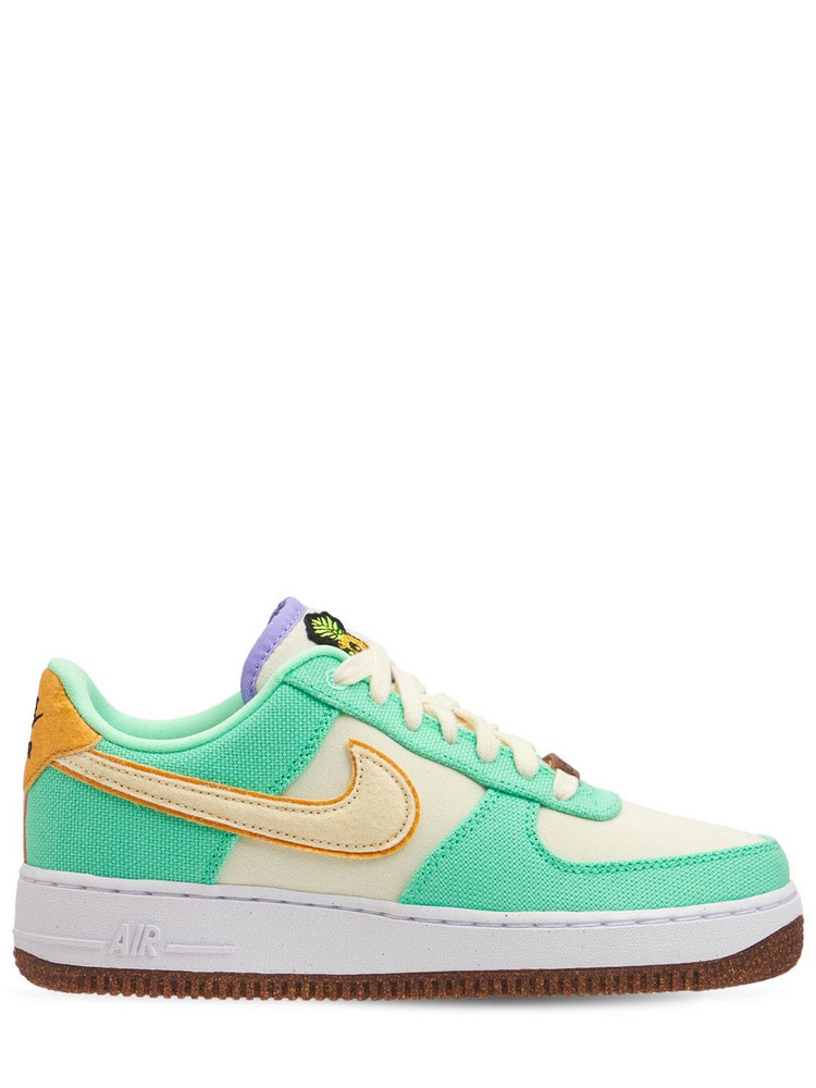 NIKE Air Force 1 '07 Lx Sneakers in green