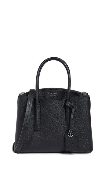 Kate Spade New York Margaux Medium Satchel in black