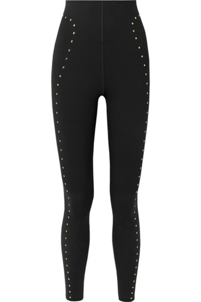 Nike - Studded Dri-fit Leggings - Black