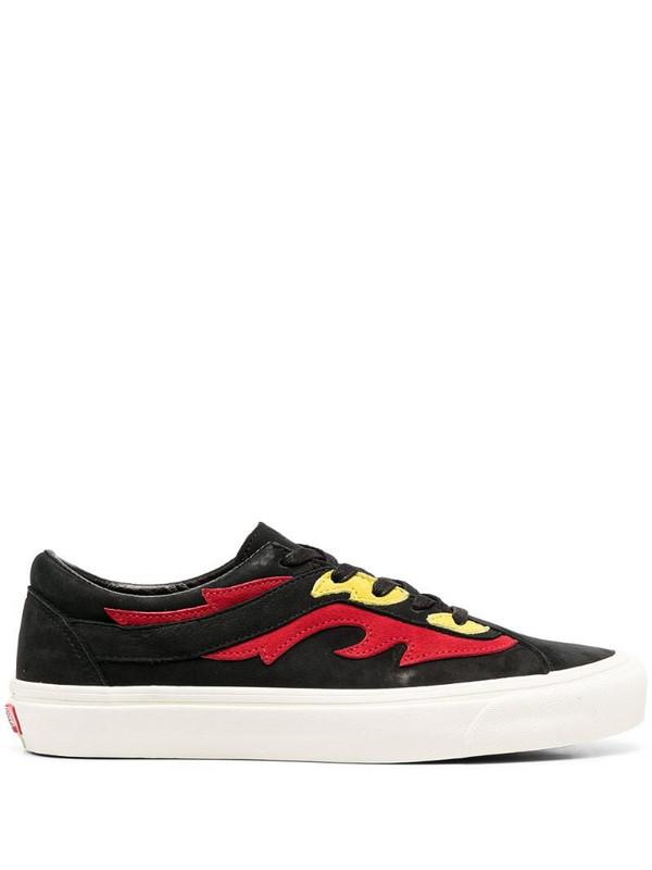 Vans Flamethrower Bold Ni Ft sneakers in black