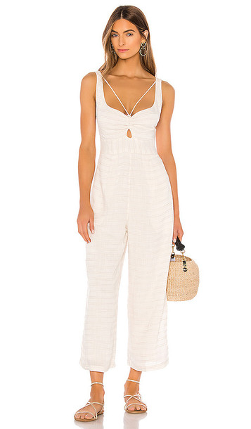 L*SPACE Kenna Jumper in Ivory