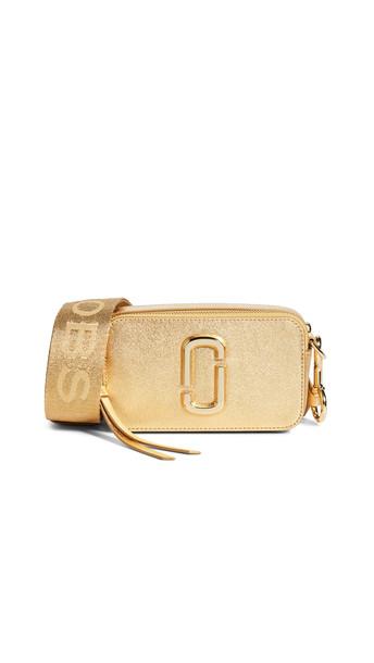 Marc Jacobs Snapshot DTM Metallic Camera Bag