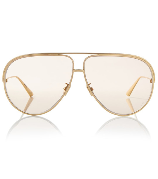 Dior Eyewear EverDior AU sunglasses in gold