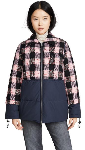 Marni Padded Jacket in rose