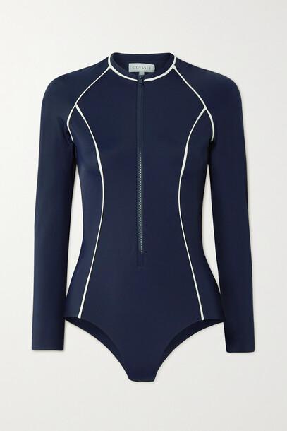 Odyssee - Sidney Swimsuit - Blue