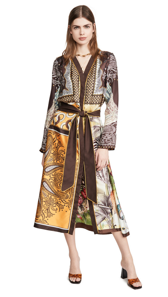 F.R.S For Restless Sleepers Dafne Dress in multi
