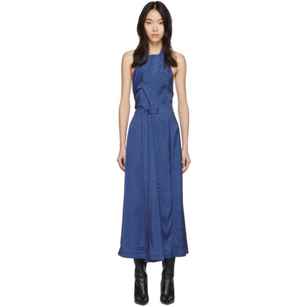 Jacquemus Blue La Robe Marco Dress