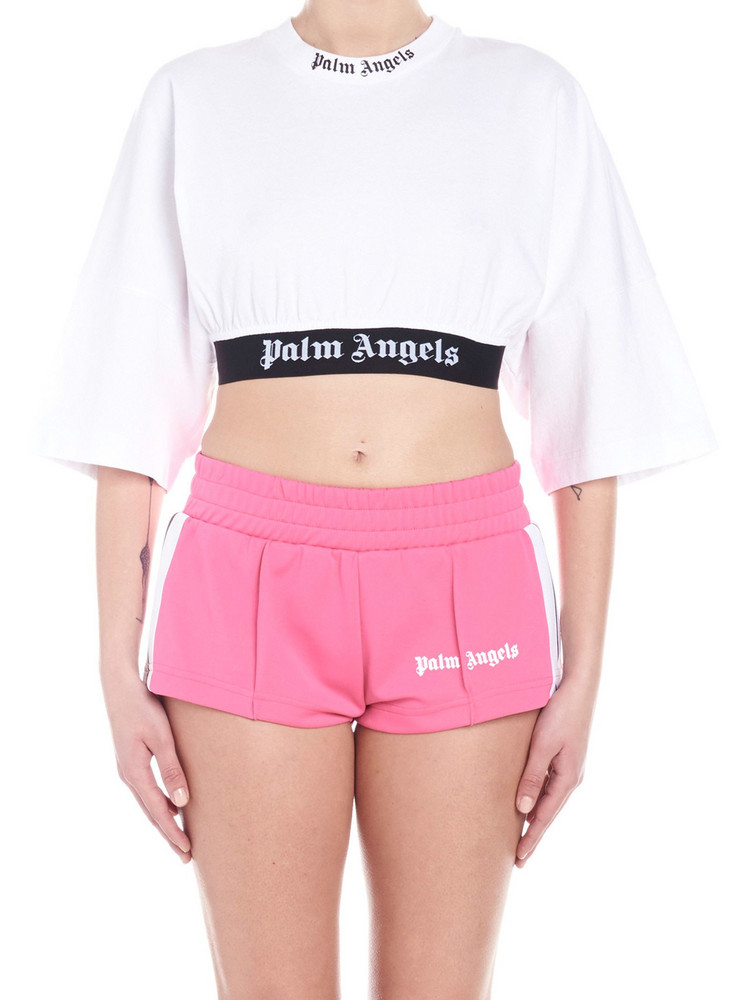 Palm Angels T-shirt in white