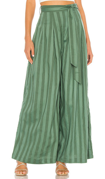 Tularosa Kade Pant in Green