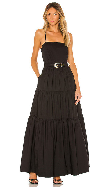 NICHOLAS Kerala Dress in Black