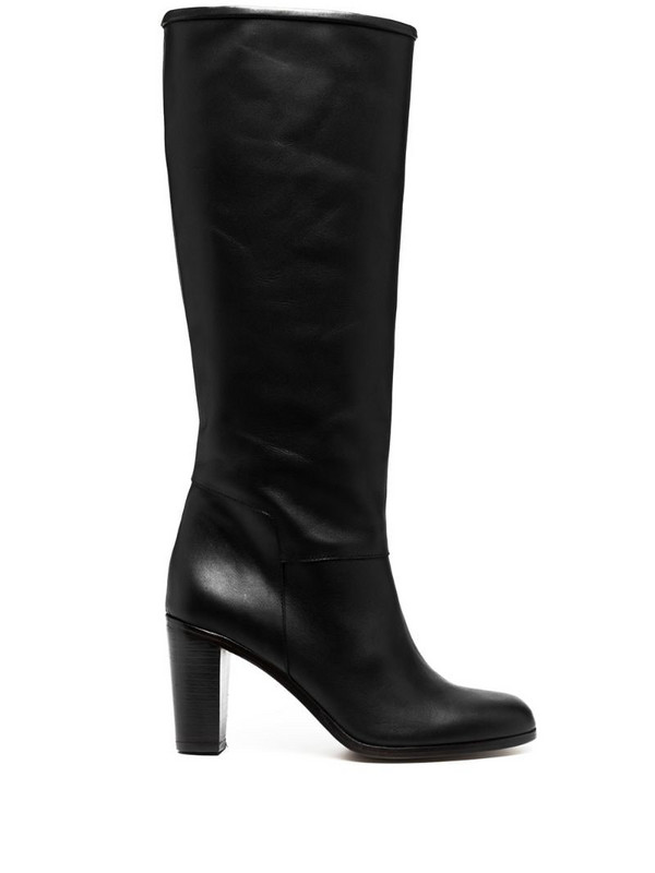 A.P.C. Marion boots in black