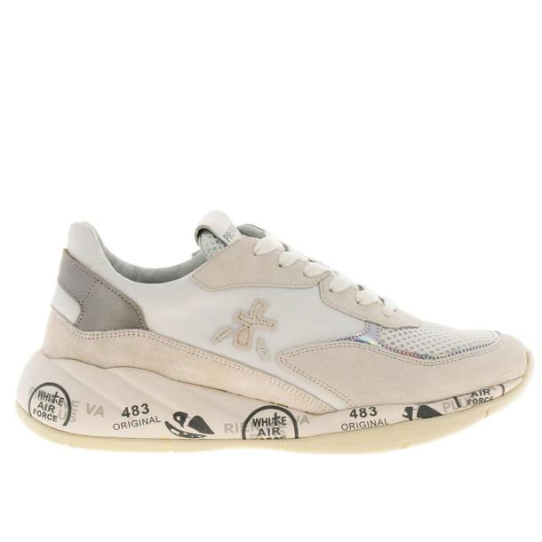 Premiata Sneakers Shoes Women Premiata in white