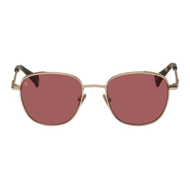 RAEN Gold Morrow Sunglasses