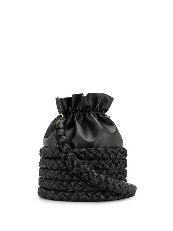 0711 large freja tote bag in black