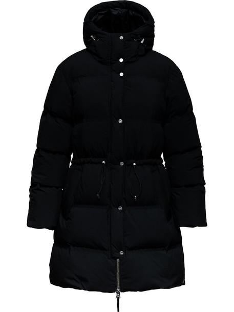 Aztech Mountain Galena puffer coat in black