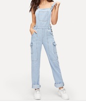 jeans,overalls,denim,cute,boyfriend,washed out,pockets