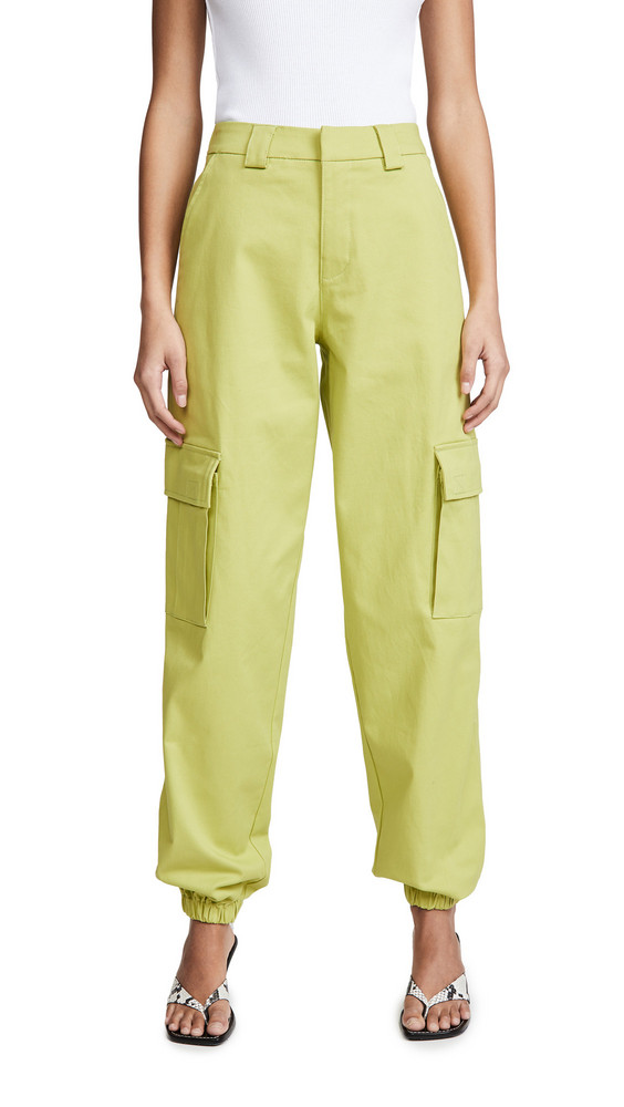 I.AM.GIA I.AM. GIA Antares Cargo Pants in green