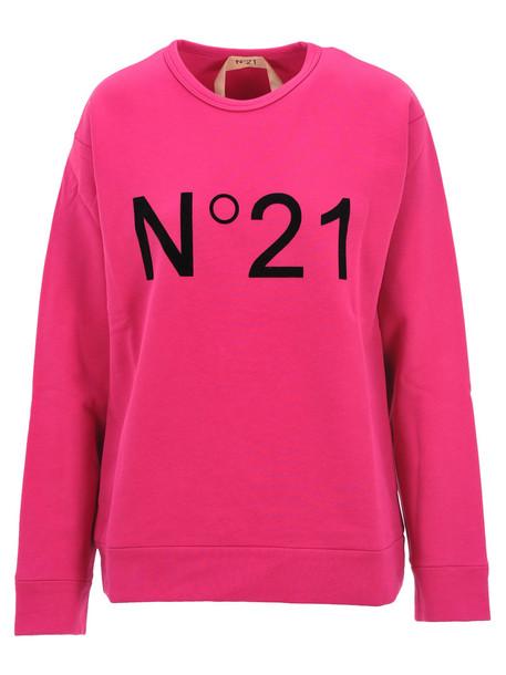 N.21 N21 Logo Print Sweatshirt