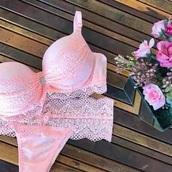 underwear,sweet,pink,rose,bra,girly,lovely,lady,women