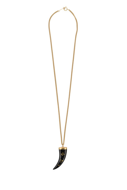 Isabel Marant Necklace With Charm in nero