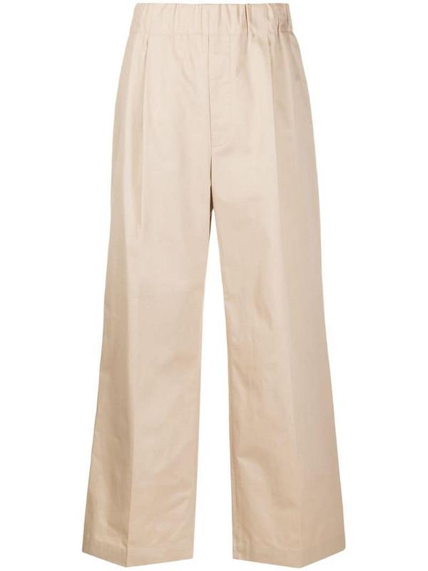 Jejia wide leg tailored trousers
