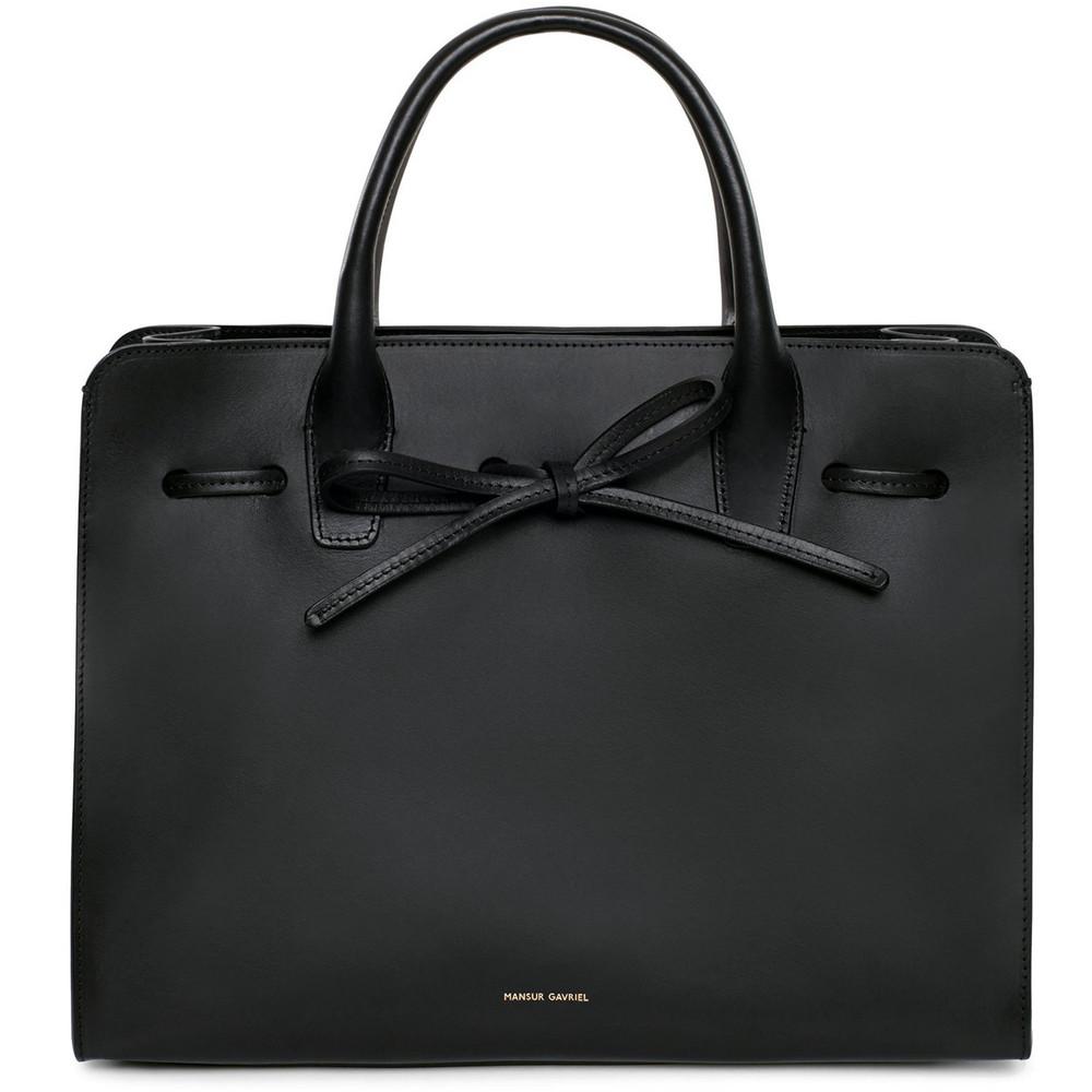 Mansur Gavriel Black Sun Bag