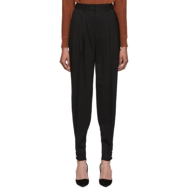 Altuzarra Black Atomica Trousers