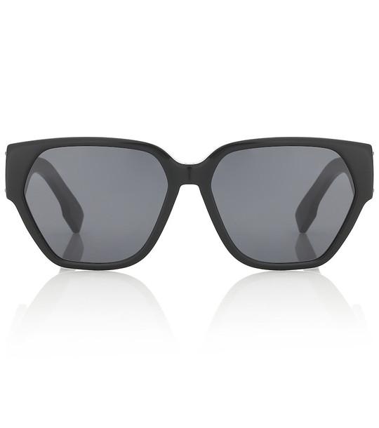 Dior Eyewear Dior ID1 acetate sunglasses in black