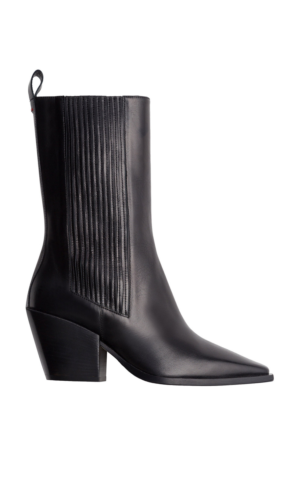 Aeyde Ari Boots in black