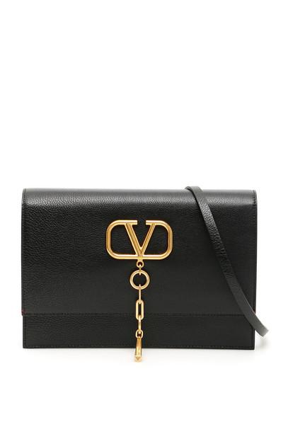 Valentino Garavani Vcase Bag in black