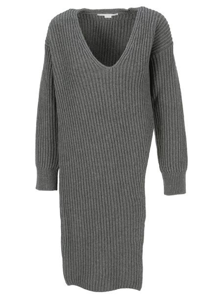 Stella Mccartney Asymmetric Jumper in grey