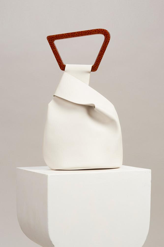 Cult Gaia Astraea Bag - Off White (PREORDER)                                                                                               $348.00 USD