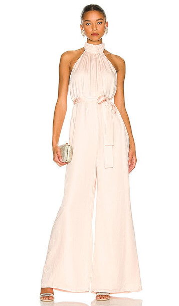 Lovers and Friends Hayes Jumpsuit in Neutral