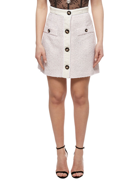 Alessandra Rich Knitted Skirt