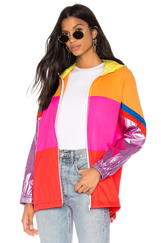 Kule The Popper Jacket in pink