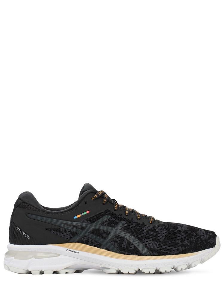 ASICS Gt-2000 8 Sneakers in black / grey