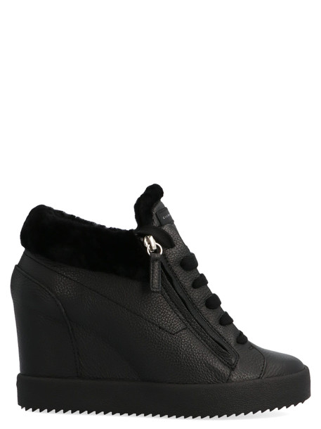 Giuseppe Zanotti lorenz 75 Shoes in black