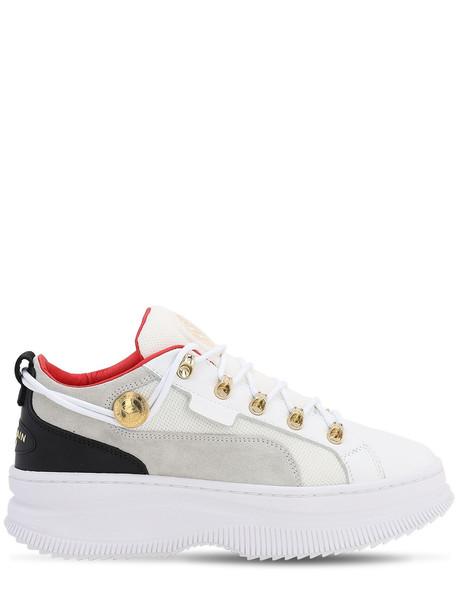PUMA X BALMAIN Deva X Balmain Sneakers in white