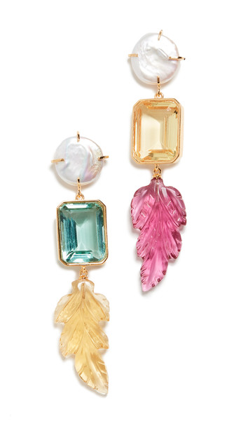 Lizzie Fortunato Joy Ride Earrings in multi