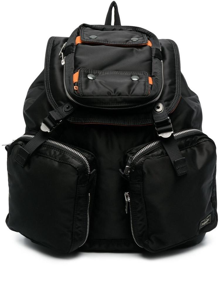 Porter-Yoshida & Co. Porter-Yoshida & Co. multi-pocket backpack - Black