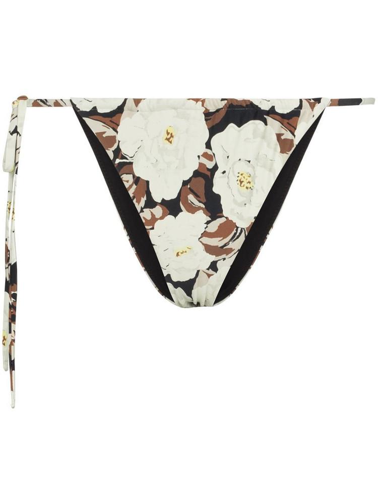 SIR. SIR. Carlo floral print bikini bottoms - Neutrals