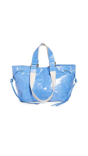 Isabel Marant Bagya New Bag in blue