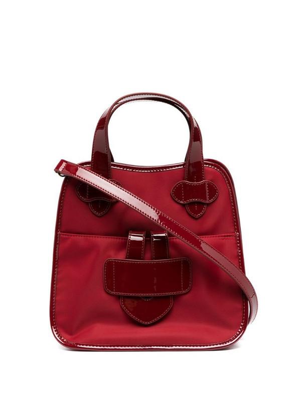 Tila March Zelig tote S in red