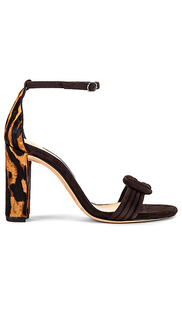 Alexandre Birman Vicky Sandal in Brown
