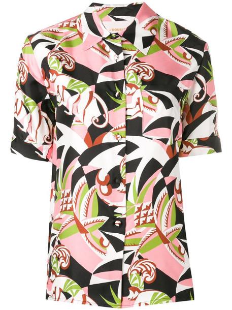 La Doublej Clerk shirt in pink