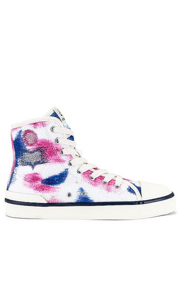 Isabel Marant Benkeen Sneaker in White