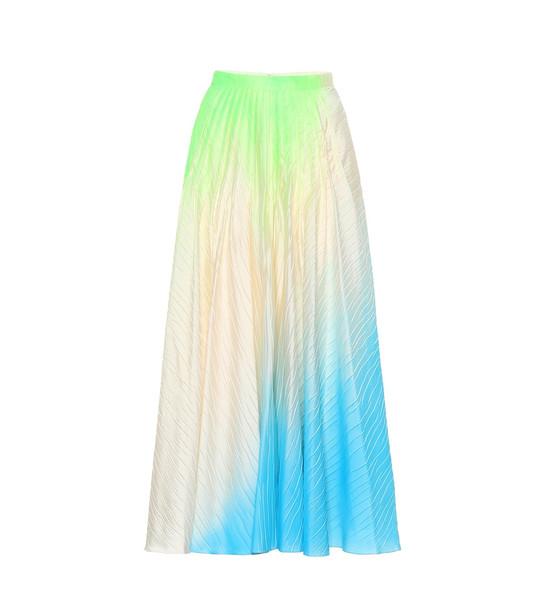 Roksanda Ambra jacquard maxi skirt