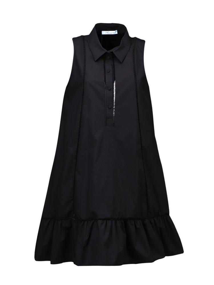 Blumarine Dress S/m in nero