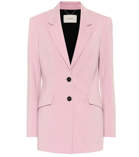 Dorothee Schumacher Exclusive to Mytheresa – Single-breasted blazer in pink